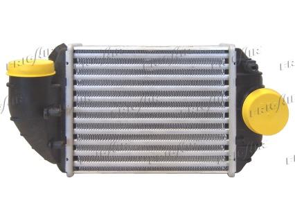 Intercooler radiateur de turbo FRIGAIR 0710.3025 (X1)