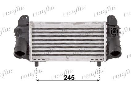 Intercooler radiateur de turbo FRIGAIR 0710.3029 (X1)