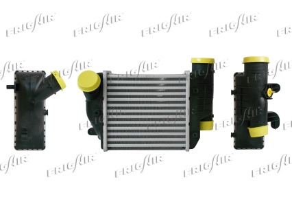 Intercooler radiateur de turbo FRIGAIR 0710.3046 (X1)