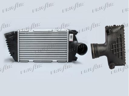 Intercooler radiateur de turbo FRIGAIR 0710.3128 (X1)