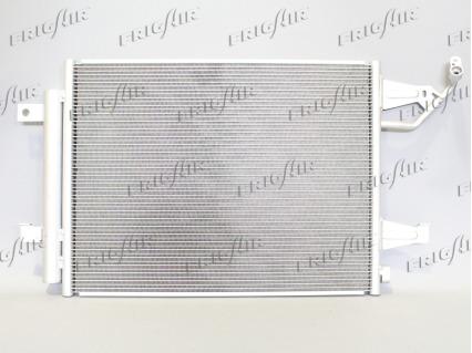 Condenseur / Radiateur de climatisation FRIGAIR 0806.2099 (X1)