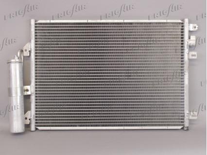 Condenseur / Radiateur de climatisation FRIGAIR 0809.3059 (X1)