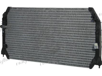 Condenseur / Radiateur de climatisation FRIGAIR 0815.3012 (X1)