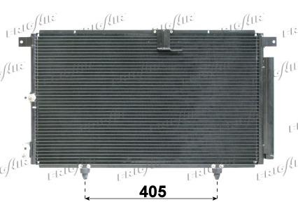 Condenseur / Radiateur de climatisation FRIGAIR 0815.3023 (X1)