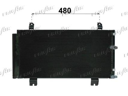 Condenseur / Radiateur de climatisation FRIGAIR 0815.3032 (X1)