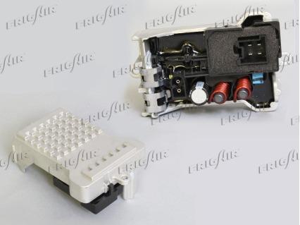Resistance moteur de ventilateur de chauffage FRIGAIR 35.10061 (X1)