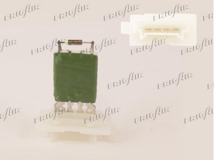 Resistance moteur de ventilateur de chauffage FRIGAIR 35.10108 (X1)