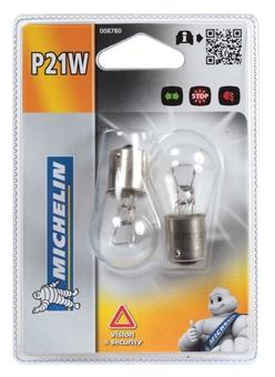 Ampoules MICHELIN 008780 (Jeu de 2)