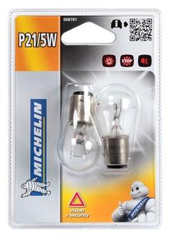 Ampoules MICHELIN 008781 (Jeu de 2)