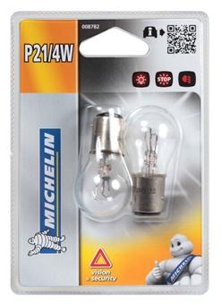 Ampoules MICHELIN 008782 (Jeu de 2)