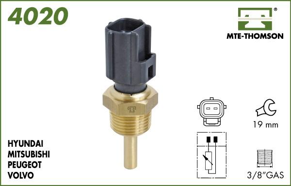 Refroidissement MTE-THOMSON 4020 (X1)
