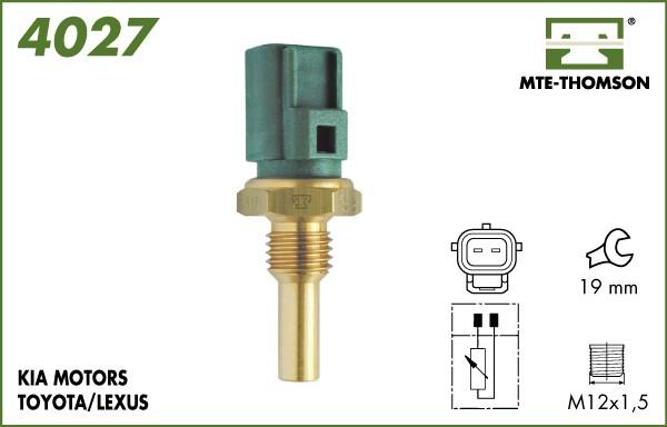 Refroidissement MTE-THOMSON 4027 (X1)