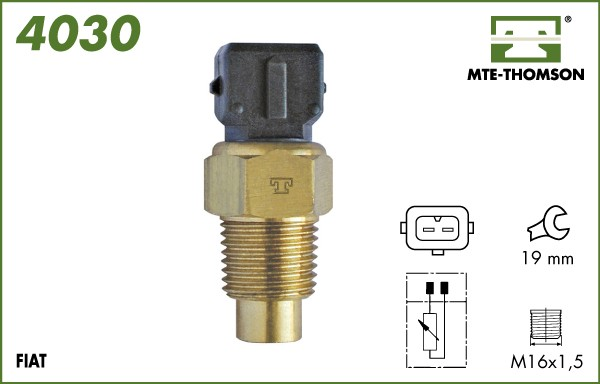 Refroidissement MTE-THOMSON 4030 (X1)