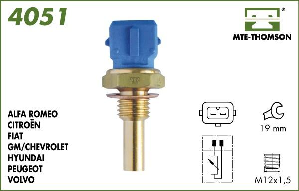 Refroidissement MTE-THOMSON 4051 (X1)