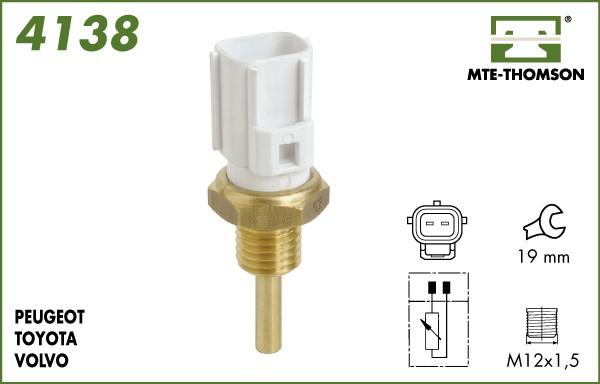 Refroidissement MTE-THOMSON 4138 (X1)