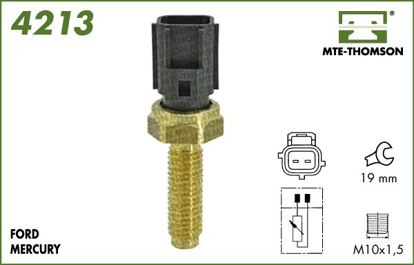 Moteur MTE-THOMSON 4213 (X1)