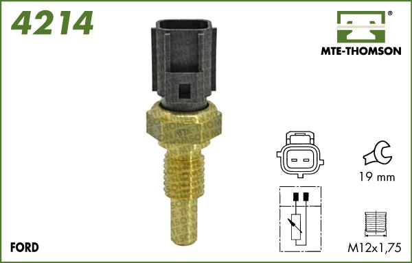 Moteur MTE-THOMSON 4214 (X1)