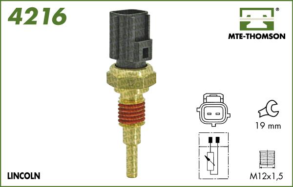Moteur MTE-THOMSON 4216 (X1)