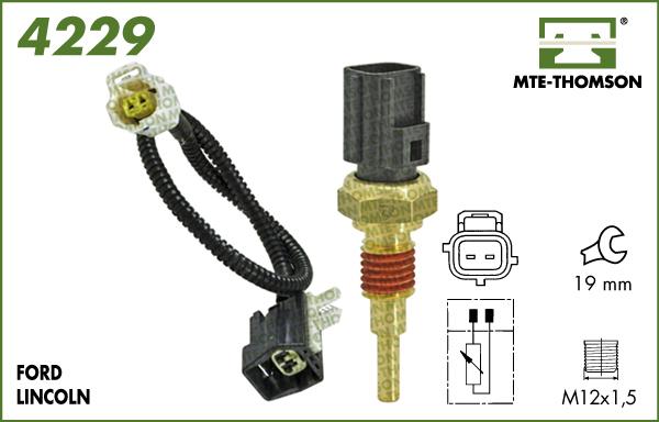 Moteur MTE-THOMSON 4229 (X1)