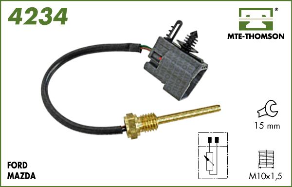 Moteur MTE-THOMSON 4234 (X1)