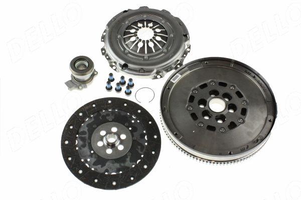 Kit de réparation volant moteur AUTOMEGA 130147815 (X1)