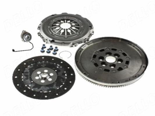 Kit de réparation volant moteur AUTOMEGA 130147915 (X1)