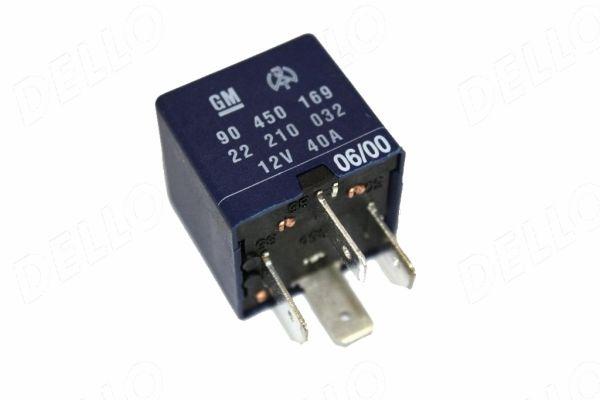 Relais de climatisation AUTOMEGA 150086415 (X1)
