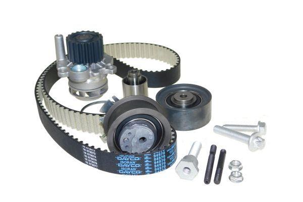 Kit distribution + pompe a eau AUTOMEGA 160001110 (X1)