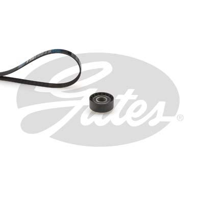 Kit de courroie d'accessoire GATES K065PK1200 (X1)