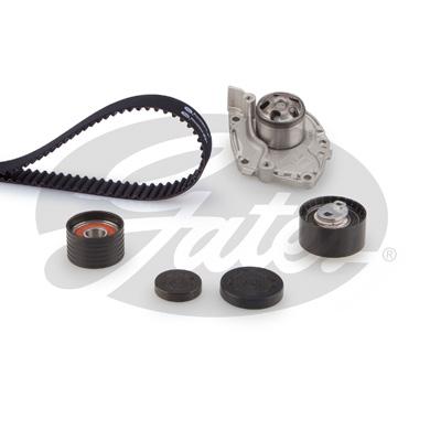 Hella Pompe à eau Cylindre 8mp 376 812-851 pour RENAULT LAGUNA 2 bg0 kg0