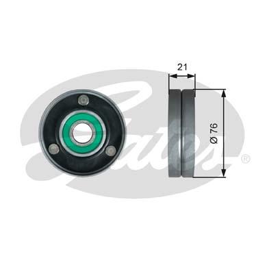 Galet enrouleur accessoires GATES T36730 (X1)