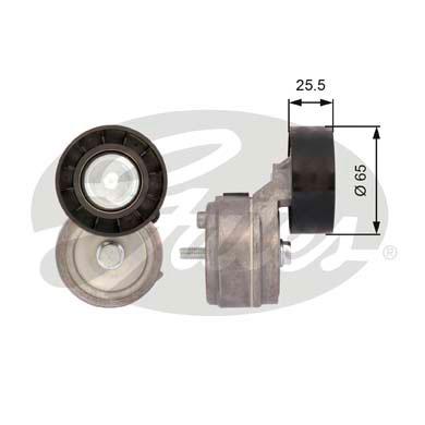 Galet courroie accessoires GATES T39128 (X1)