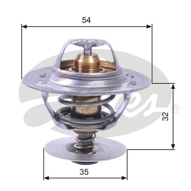 Thermostat/calorstat GATES TH11287G1 (X1)
