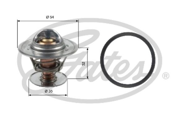 Thermostat/calorstat GATES TH13684G1 (X1)