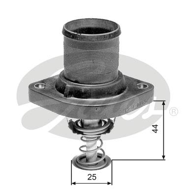 Thermostat/calorstat GATES TH24989G1 (X1)