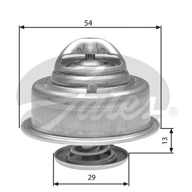 Thermostat/calorstat GATES TH27592G1 (X1)
