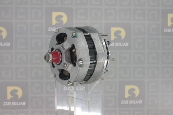 Alternateur DA SILVA 010307 (X1)