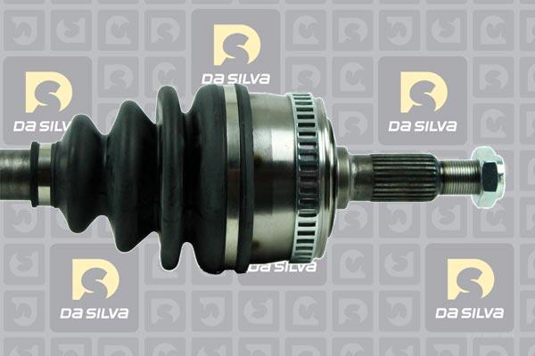 Cardans (arbre de transmission) DA SILVA 8113AT (X1)
