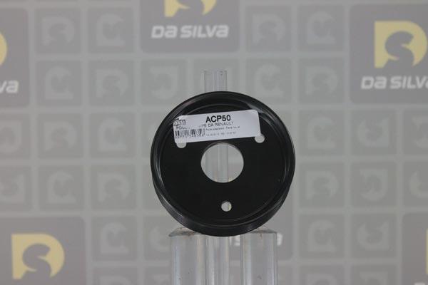 Poulie de pompe de direction DA SILVA ACP50 (X1)