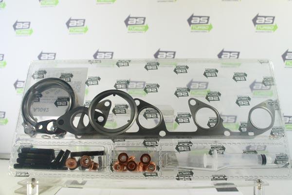 Kit montage turbo DA SILVA AJ042 (X1)