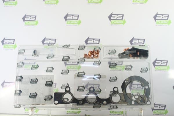 Kit montage turbo DA SILVA AJ154