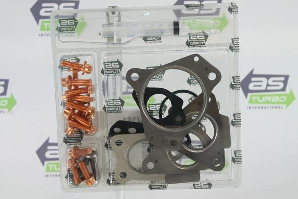 Kit montage turbo DA SILVA AJ161 (X1)