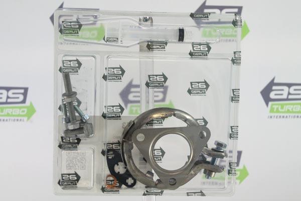 Kit montage turbo DA SILVA AJ173 (X1)