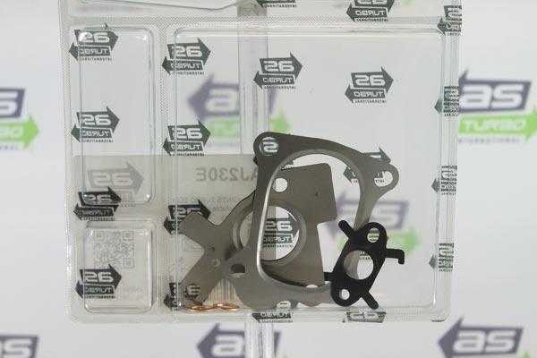Kit montage turbo DA SILVA AJ230E (X1)