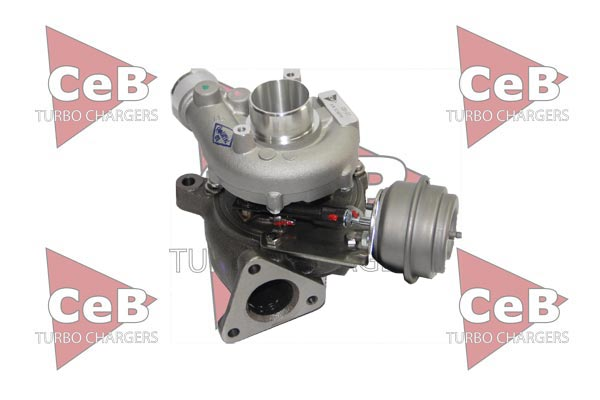 Turbo DA SILVA CB127 (X1)