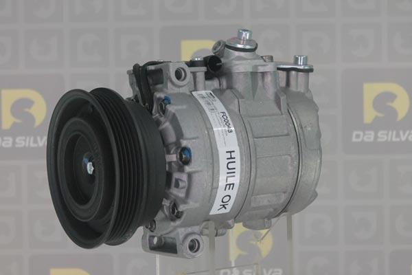 Compresseur DA SILVA FC0043 (X1)
