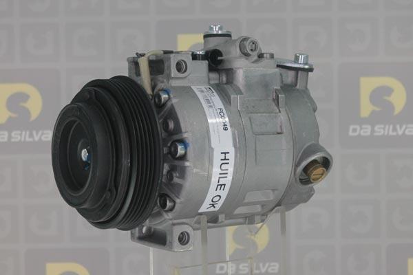 Compresseur DA SILVA FC0049 (X1)