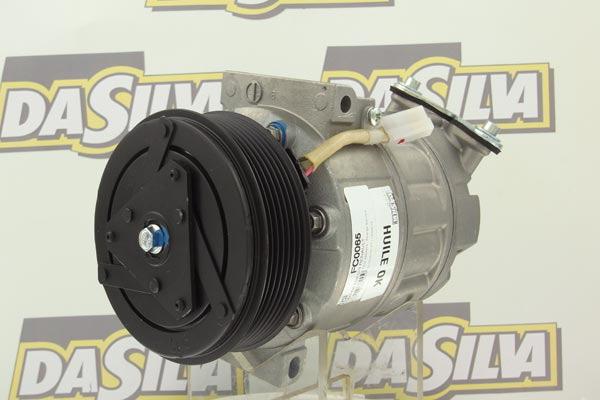Compresseur DA SILVA FC0065 (X1)