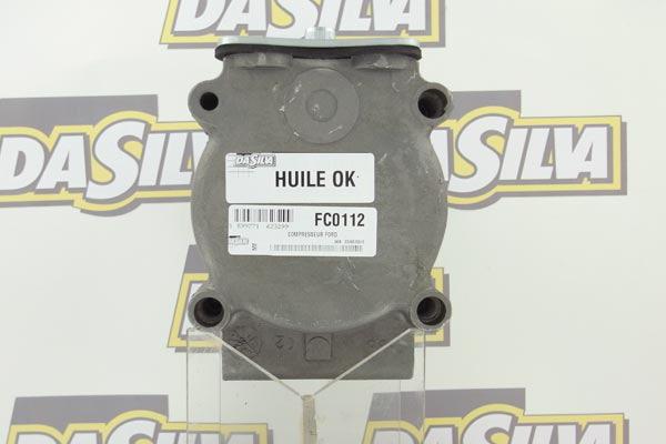 Compresseur DA SILVA FC0112 (X1)