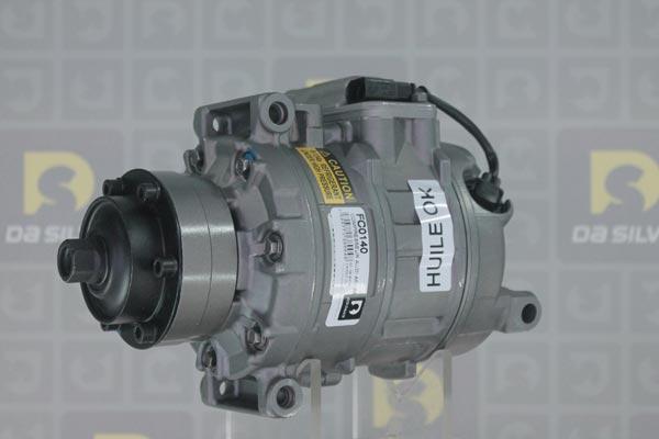 Compresseur DA SILVA FC0140 (X1)